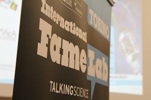 La scienza in 3 minuti - FameLab 2017