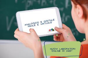 Nuovi laboratori online di Xké? con Riconnessioni